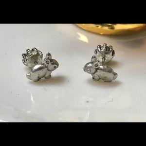 Juicy Couture earrings baby bunnies petite